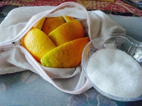الليمون والملح