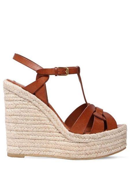 الحذاء المجنّح wedges