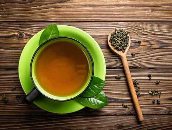وصفة منقوع الشاي الأخضر