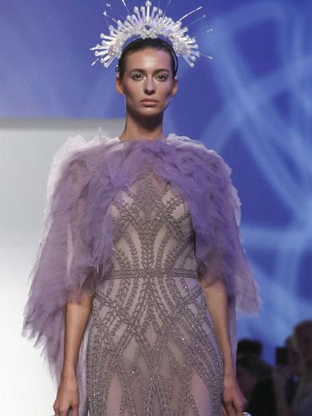 فستان سهرة من أماتوكوتور