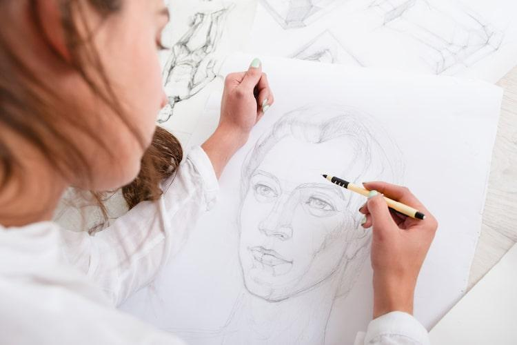 فن الرسم