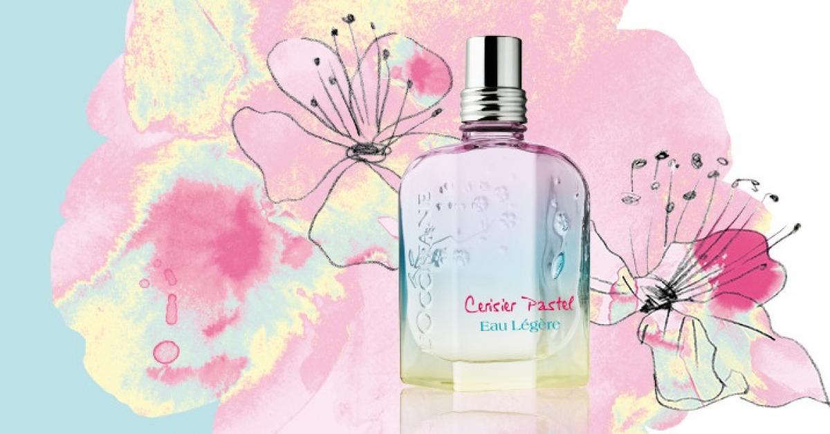 L'Occitane Cerisier Pastel