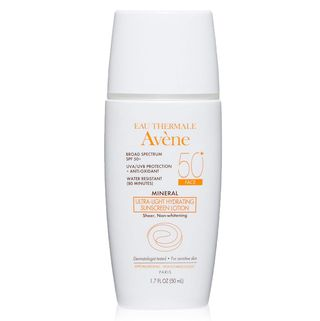 Avène Mineral Ultra Light Hydrating Sunscreen SPF 50