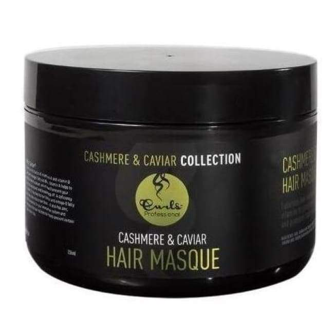 Curls Cashmere and Caviar Hair Masque