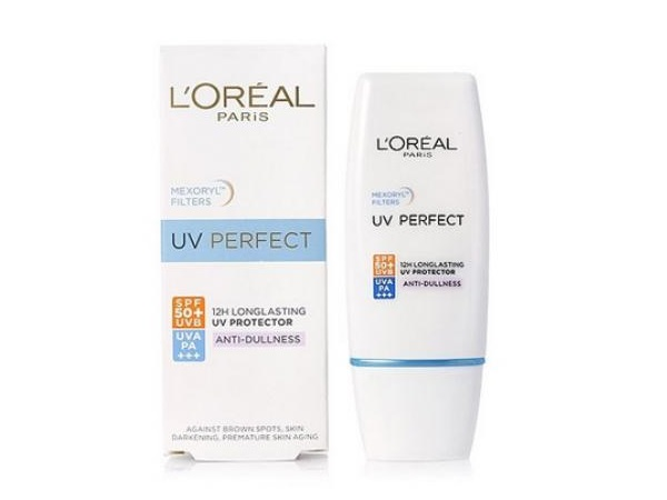 LOreal Paris UV Perfect Moisture Fresh Sunscreen SPF 30