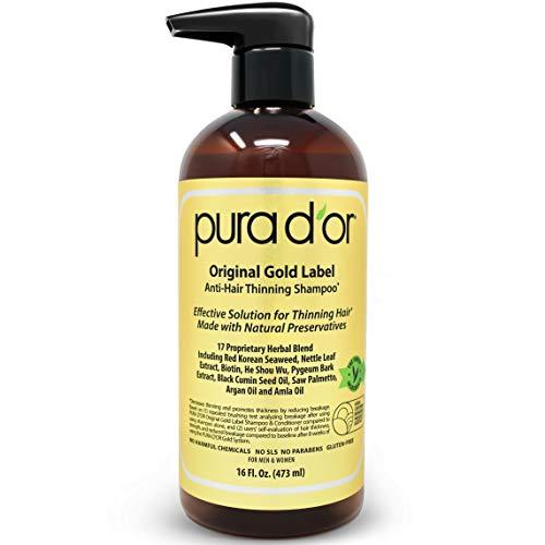 Pura d'Or Anti Hair Loss Shampoo