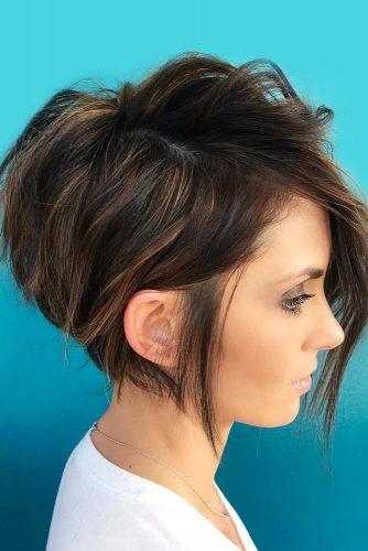 تسريحة شعر البوب