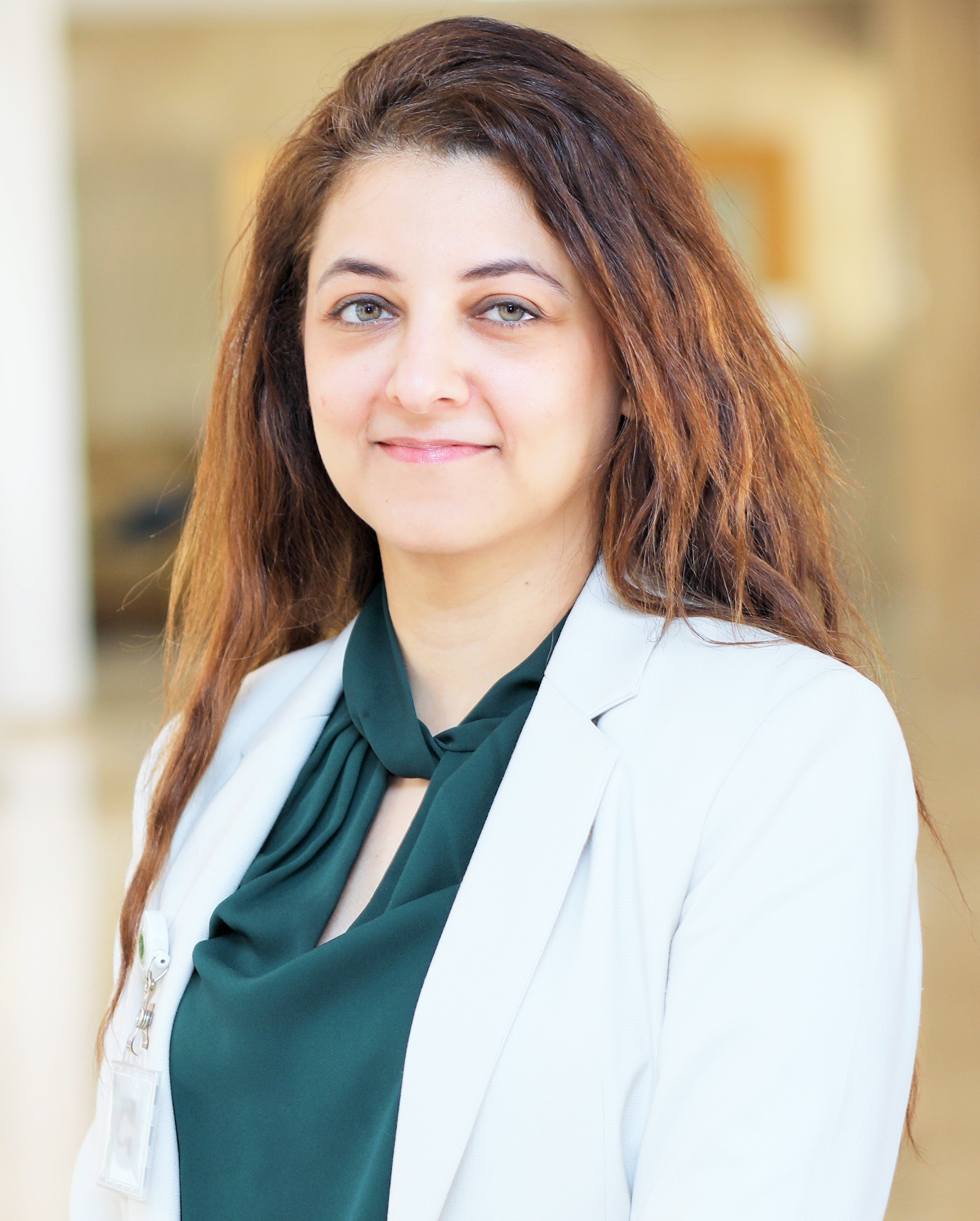 الدكتورة ود داغستاني