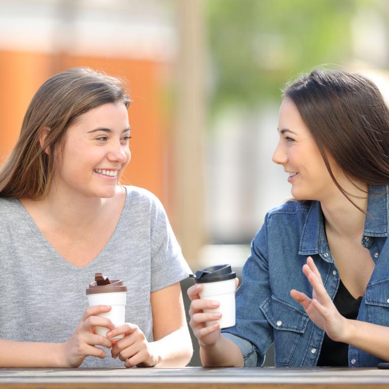الصداقة مفيدة لصحة العقل