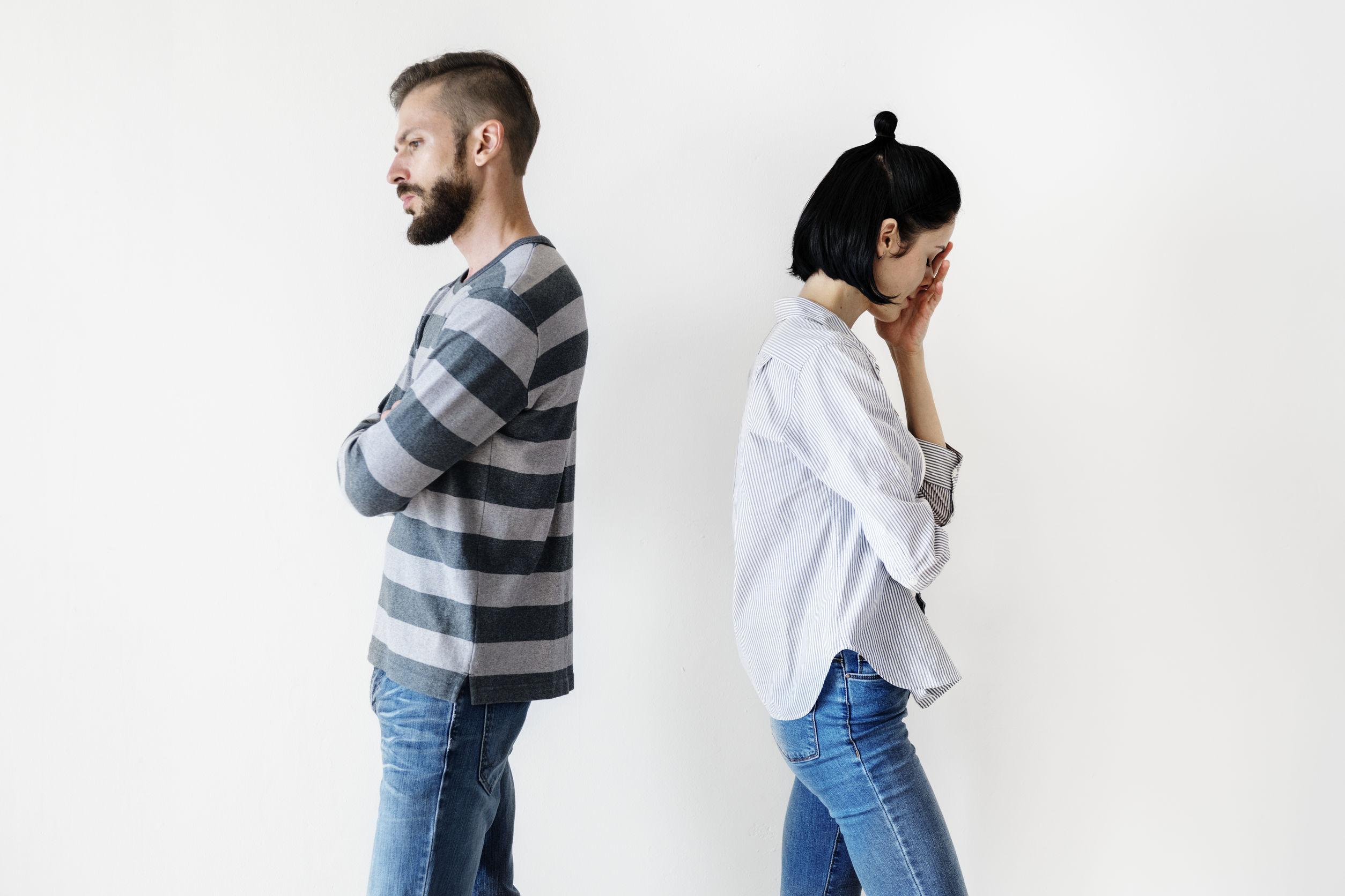 الفتور في العلاقة