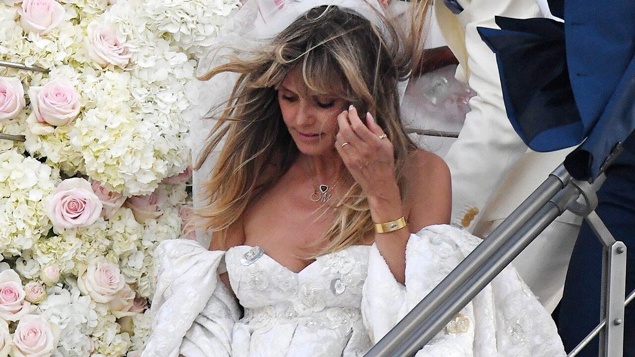 زفاف هايدي كلوم