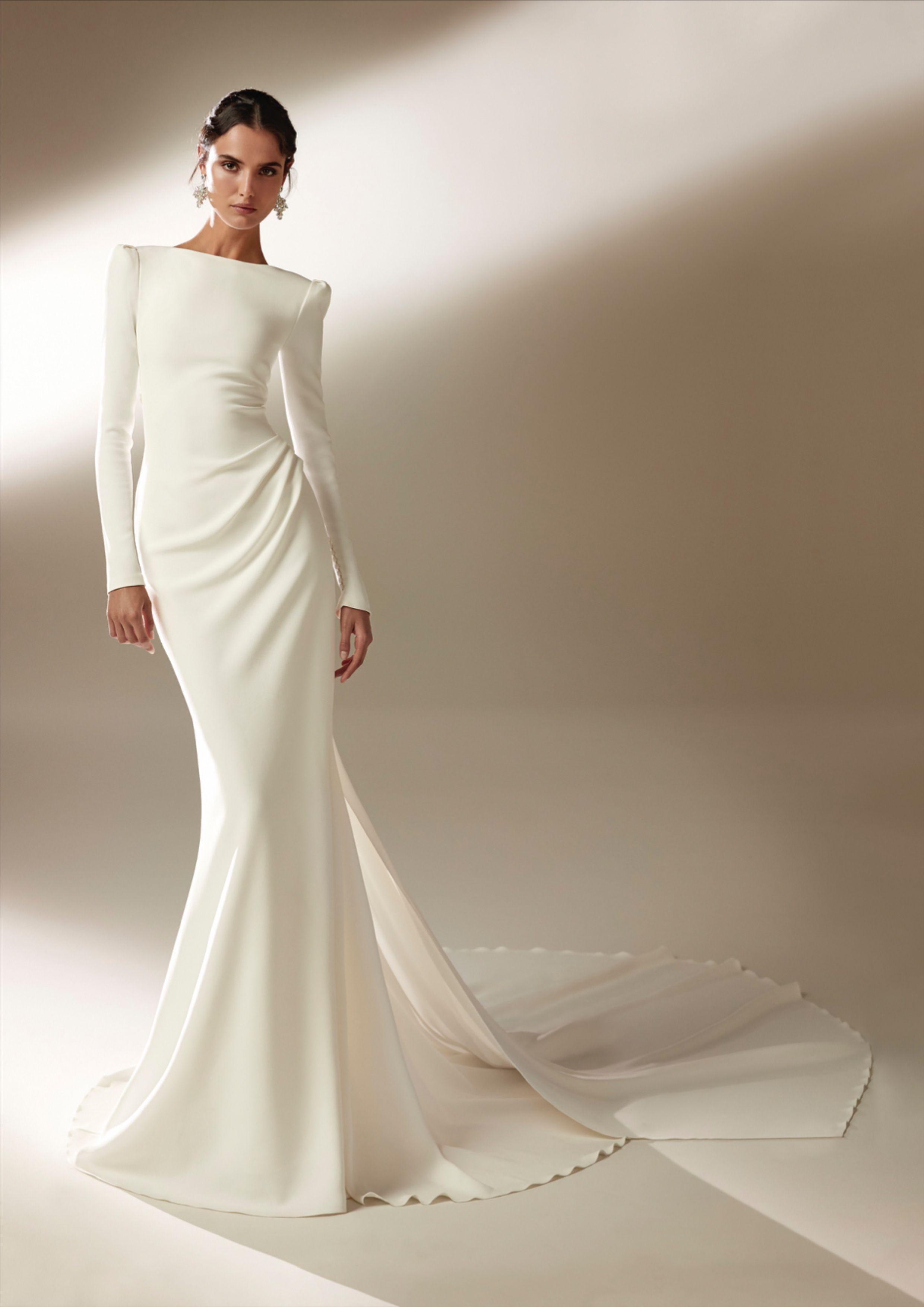 فستان زفاف من وحي ميغان ماركل