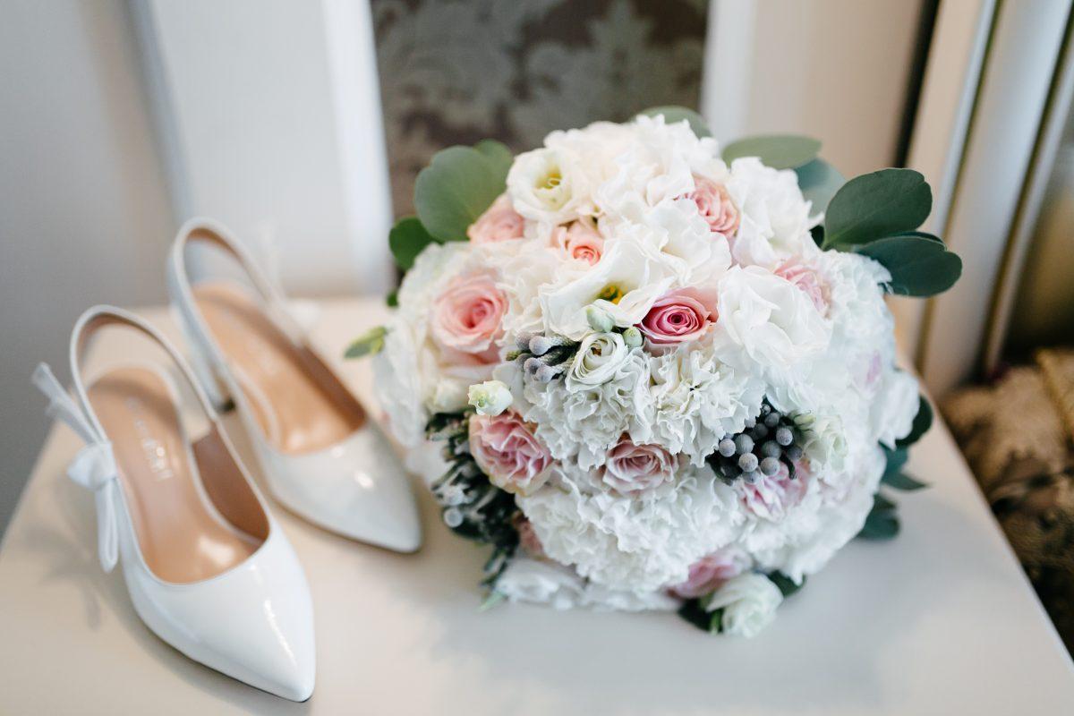 باقة الزفاف