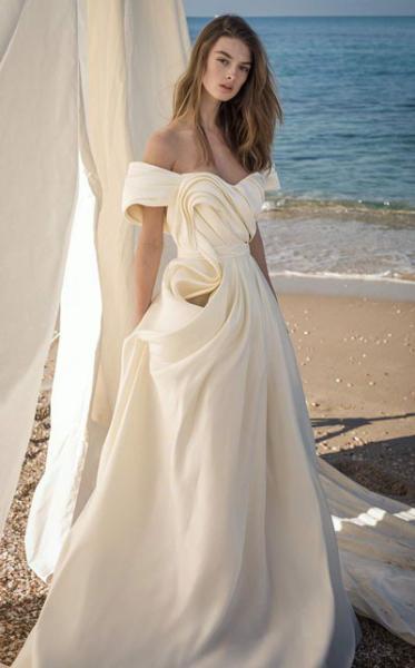 صور فساتين زفاف النجمات اللبنانيات