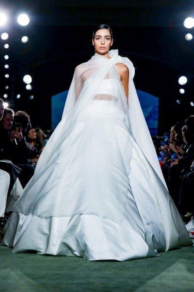 فستان زفاف Brandon Maxwell