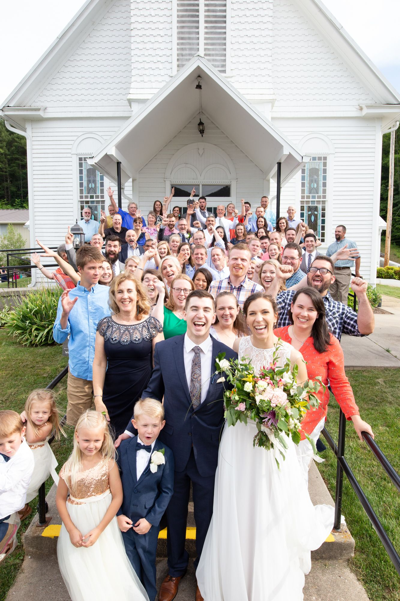 حفلات زفاف أقصر