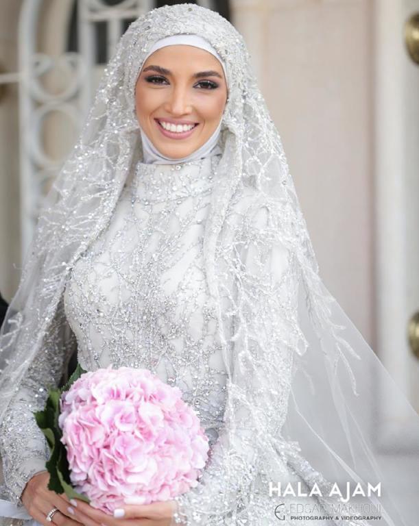 مكياج عروس خريفي ناعم