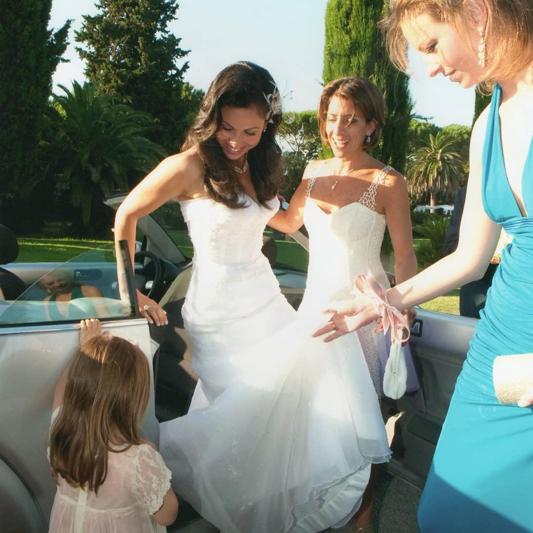 زفاف ريا أبي راشد