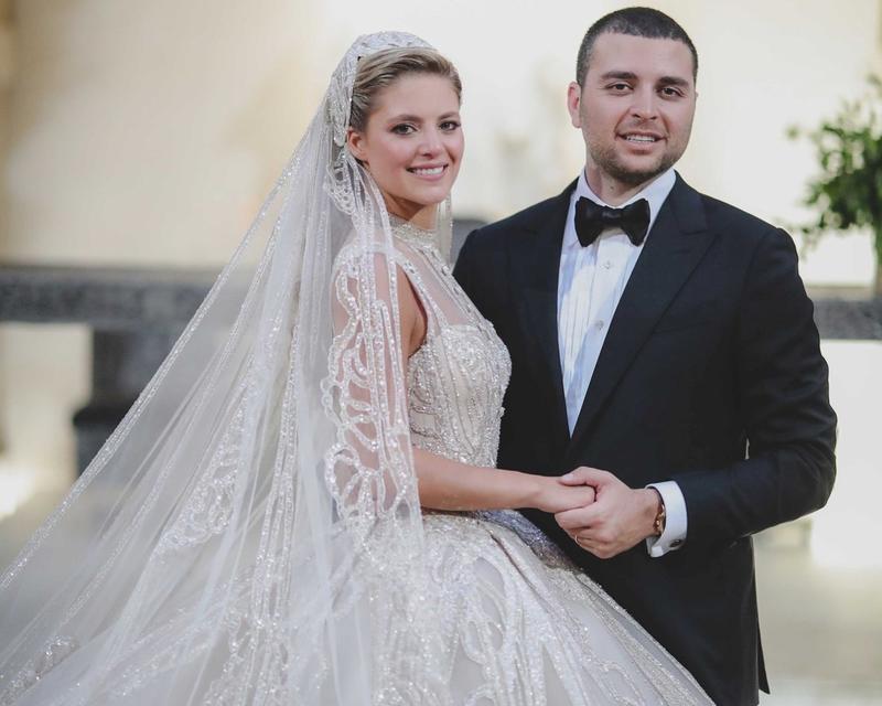 زفاف إيلي جونيور