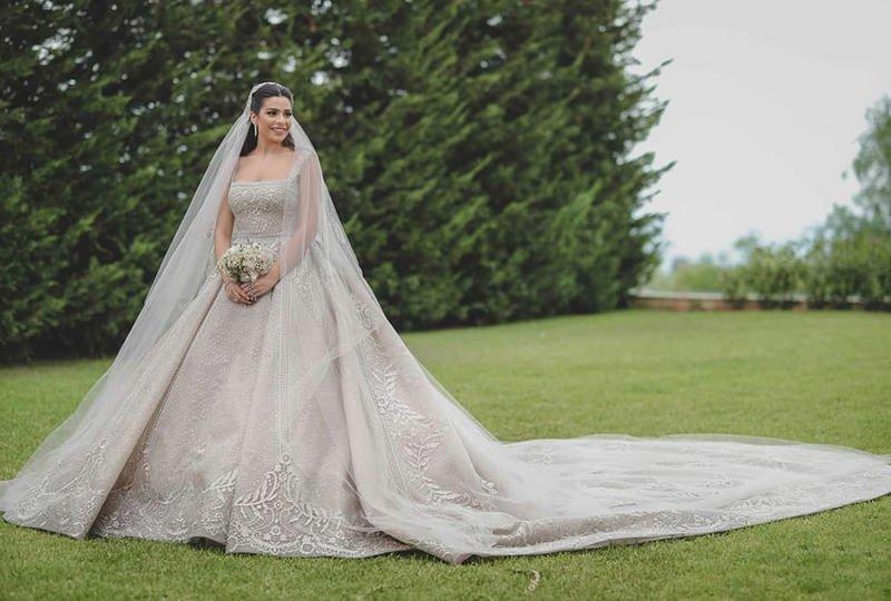 زفاف يارا الخوري