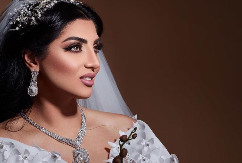 زفاف شهد الياسين