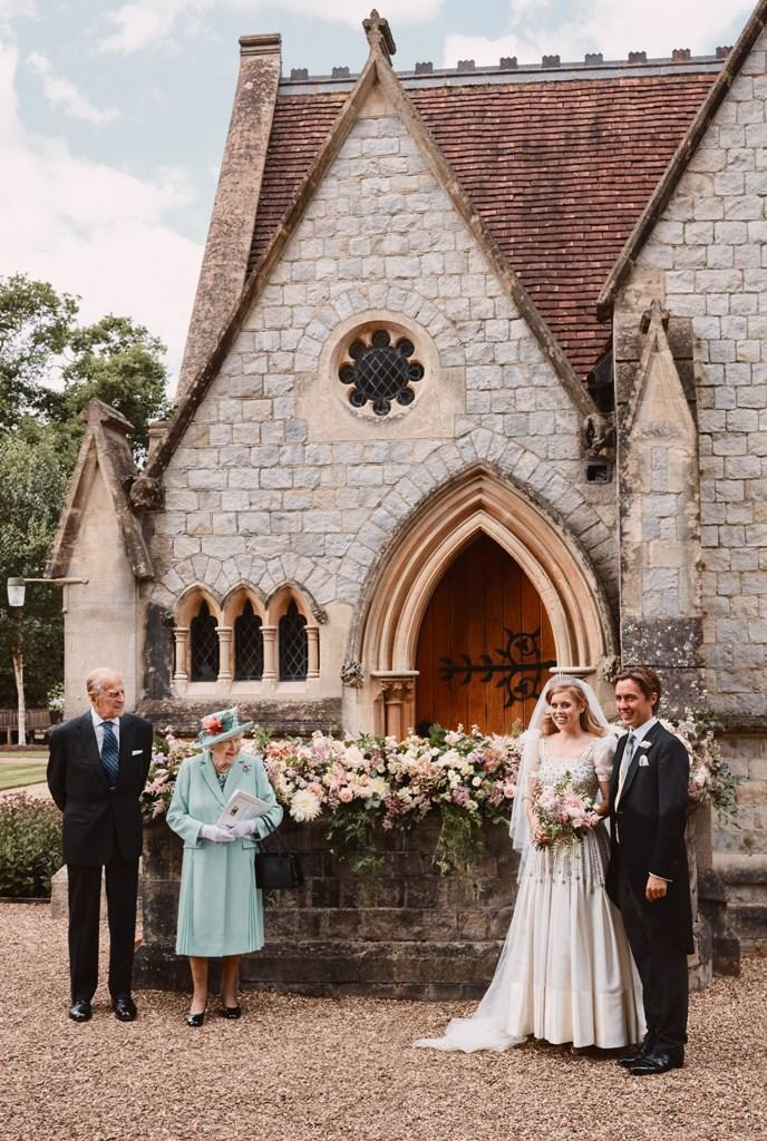 زفاف الأميرة بياتريس