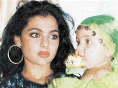 هيفاء وهبي مع ابنتها زينب
