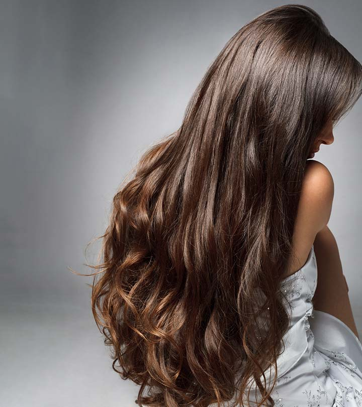 ماسكات تطويل الشعر