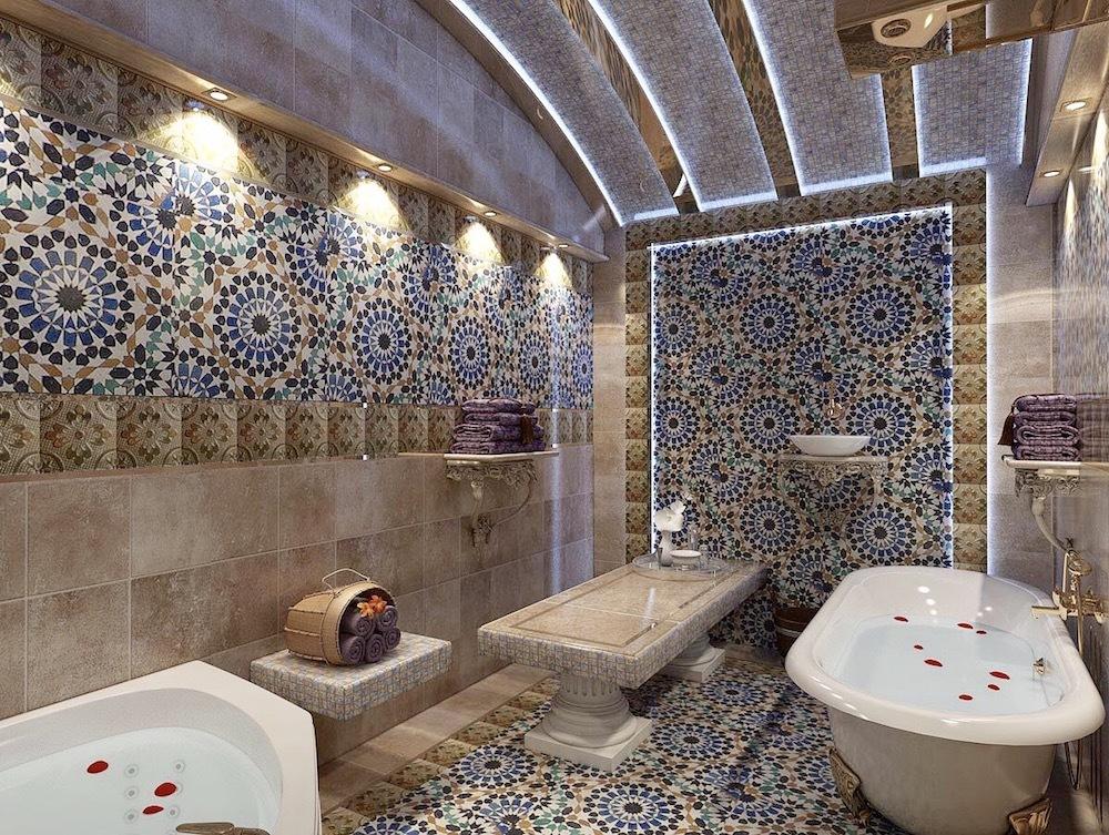 الحمام المغربي