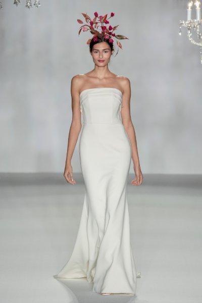 فستان زفاف آن بيرغ Anne Barge