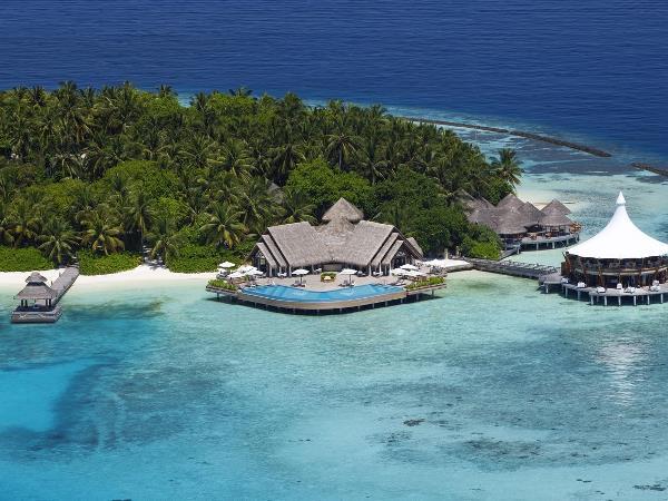 جزيرة باروس المالديف