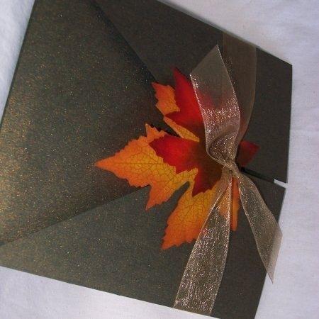 بطااقات من وحي الخريف