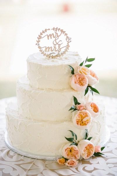 كعكات الزفاف