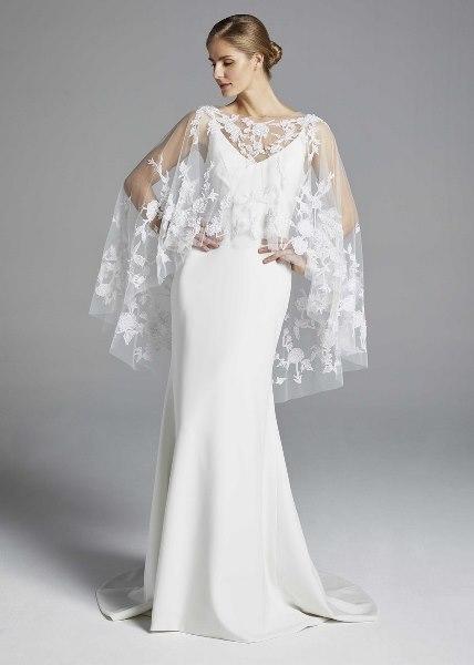 فساتين زفاف عروس2019 بخامة الدانتيل