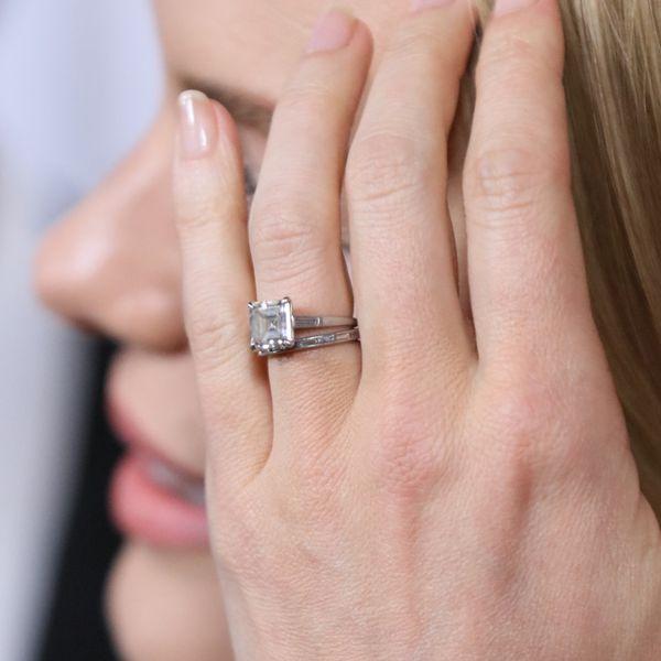 لمعة خاتم الزفاف