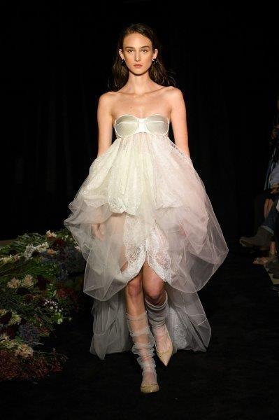 فستان زفاف Danielle Frankel