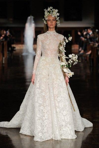 فساتين زفاف العروس العصرية