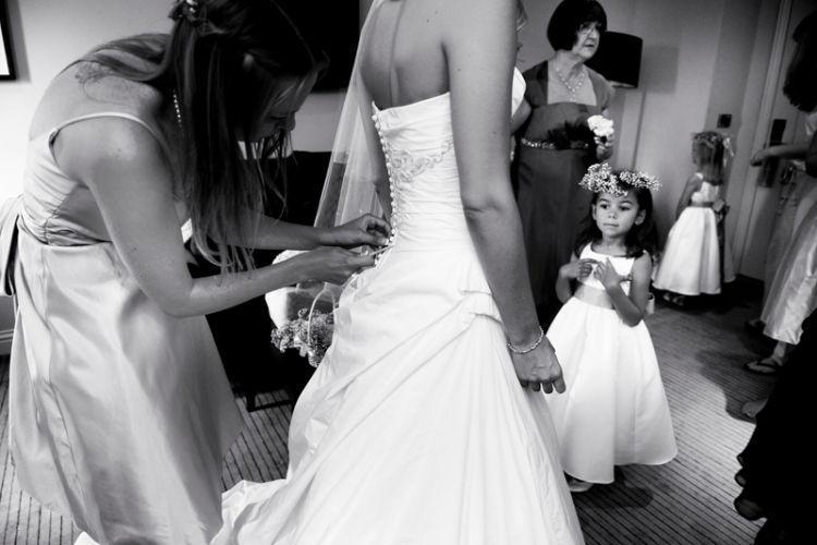 تحضيرات العروس