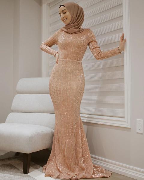 فستان حورية البحر