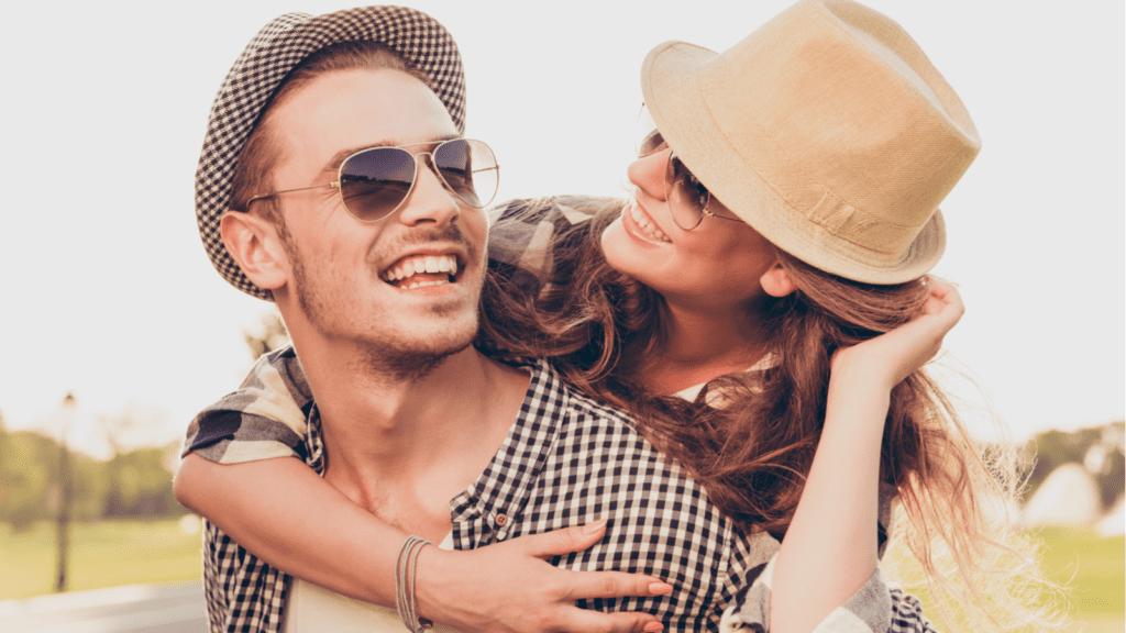 العلاقة الزوجية السعيدة