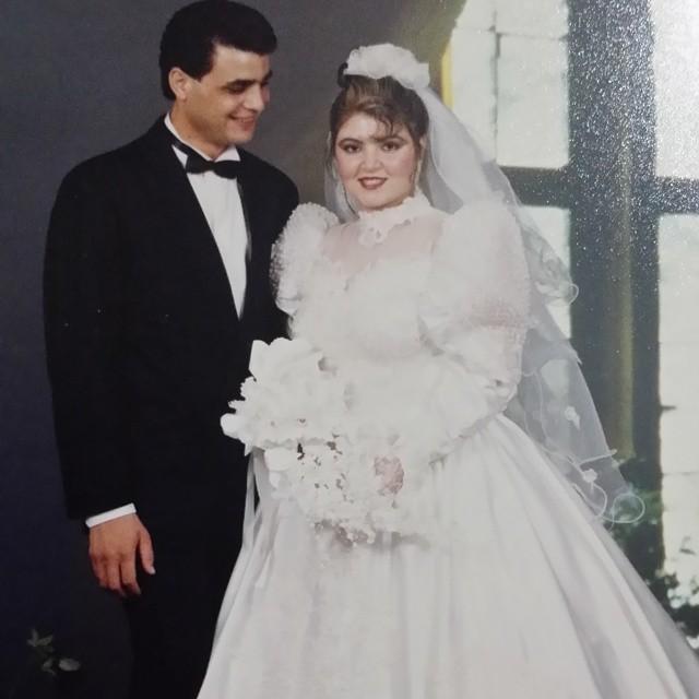 زفاف مجدي كامل ومهى أحمد