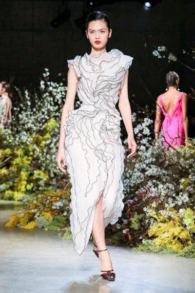 فستان جاسون وو Jason Wu