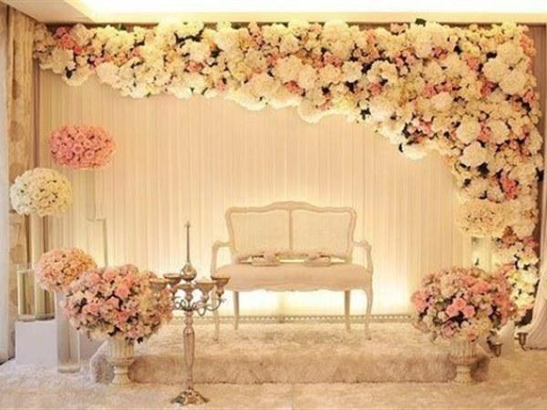 زينة زفاف