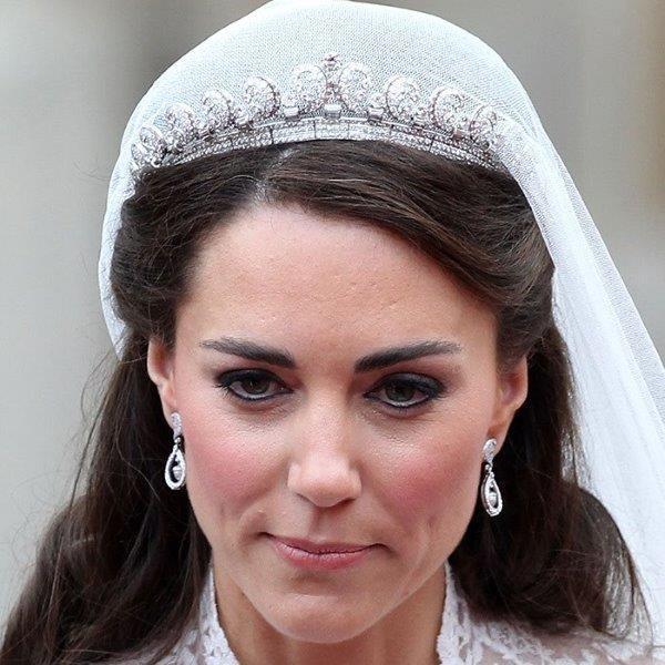 تيجان كيت ميدلتون Kate Middleton
