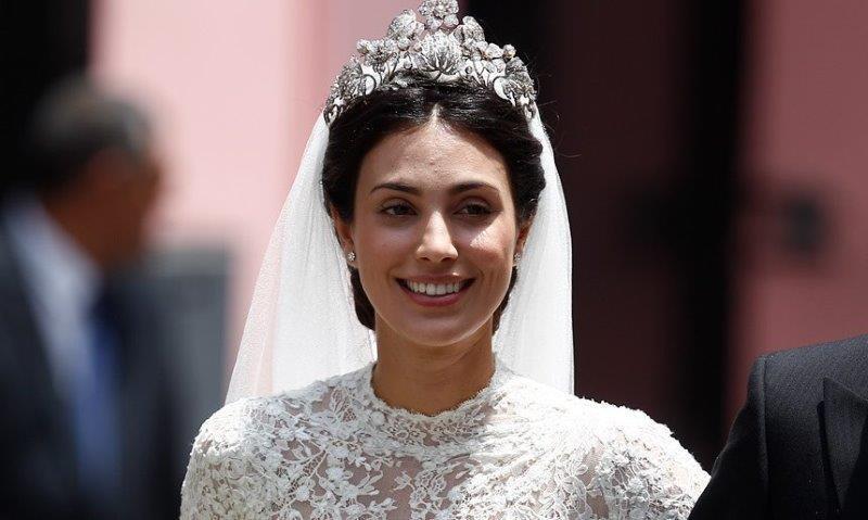 تاج الأميرة اليساندرا دي اوسما Alessandra de Osma