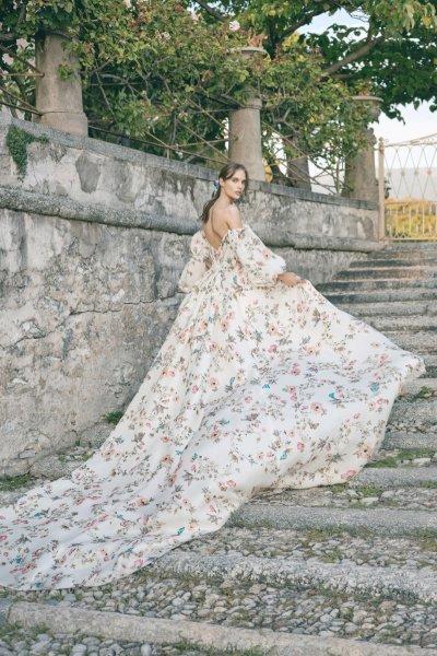 فساتين زفاف مونيك لولييه Monique Lhuillier