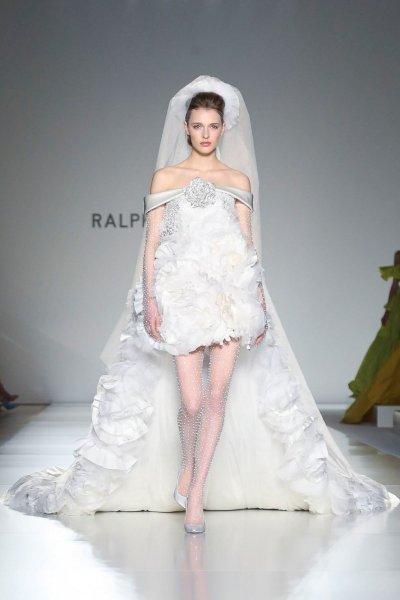 فساتين زفاف رالف اند روسو