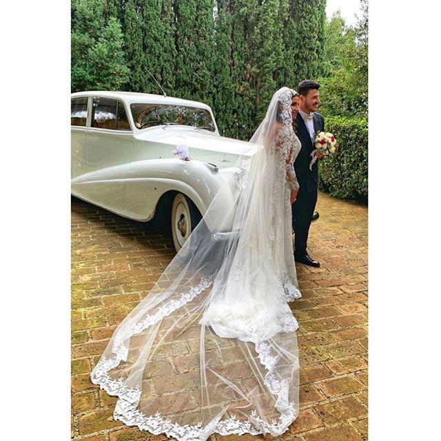 فستان زفاف شهد الحوال