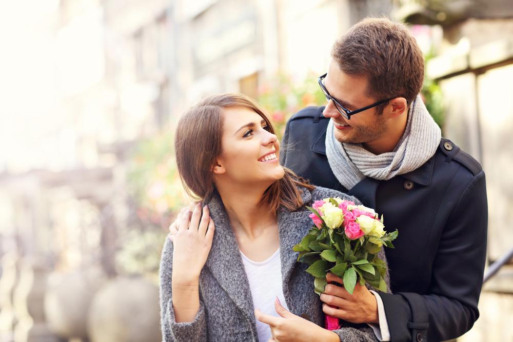 حب بين الزوجين