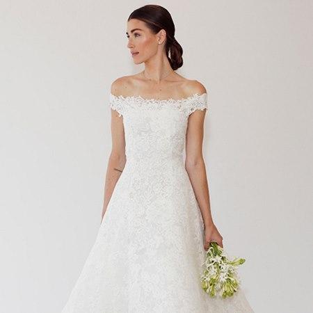 فساتين زفاف2018